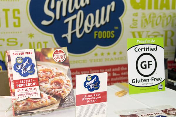 Smart Flour gluten-free frozen foods