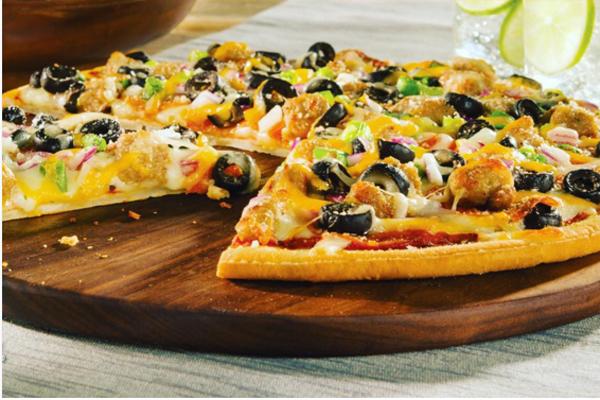 Papa Murphy's gluten-free pizza