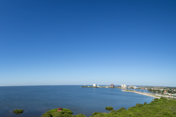 Sunny Tampa Bay