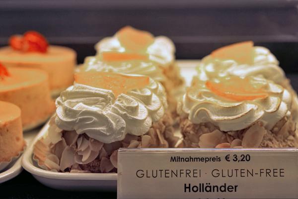 Gluten-free cakes galore