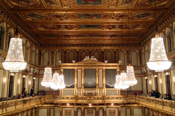 Vienna's Musikverein