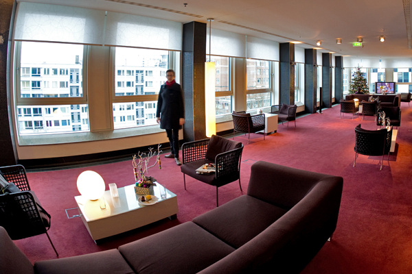InterContinental Berlin Executive Club Lounge