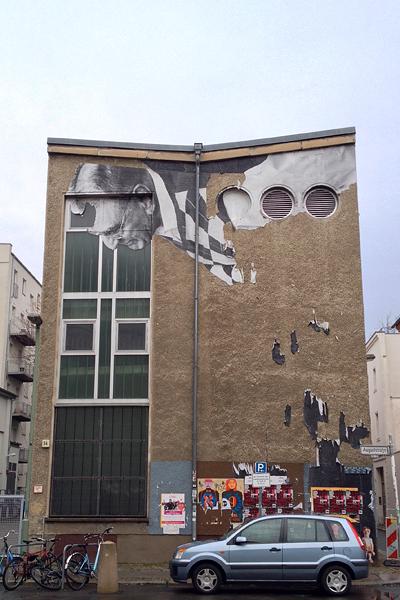 Mitte street art