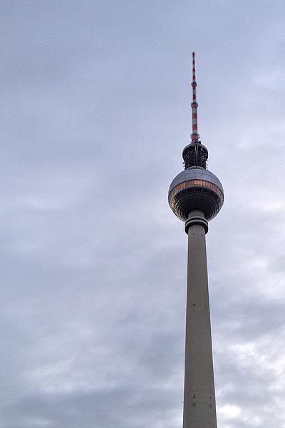 Berlin's TV Tower