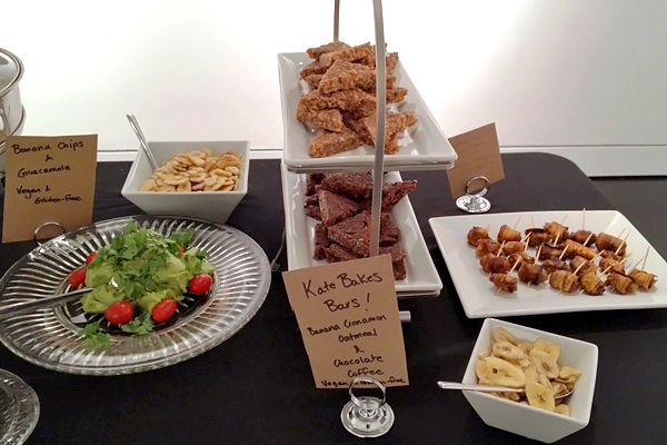 The Hour DC Gluten-Free Spread: Kate Bakes Bars and Homemade Goodies