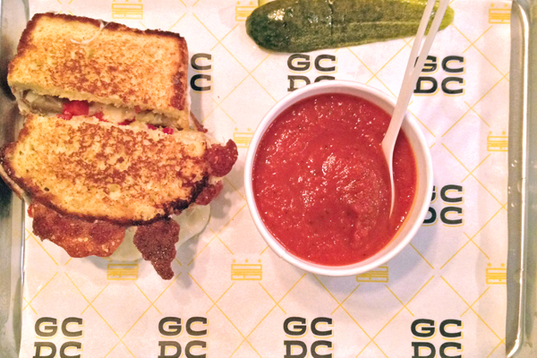 Grilled Cheese DC gluten-free