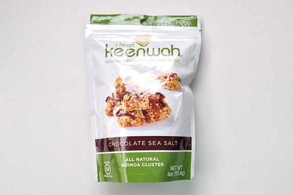 i heart keenwah gluten-free snacks