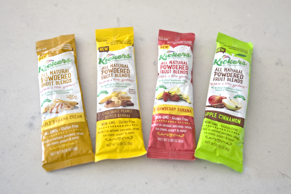 Kickers Powdered Fruit Blends