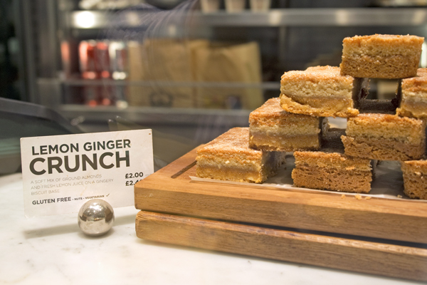 LEON London gluten-free