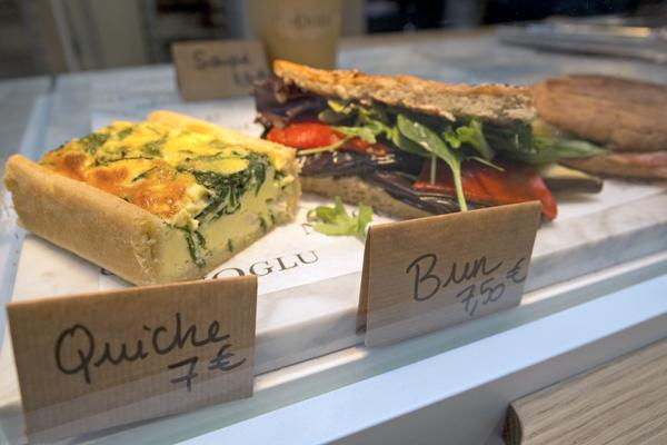 NOGLU gluten-free Paris
