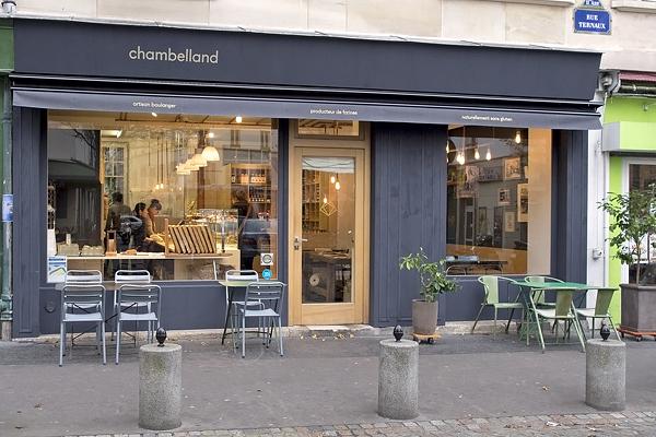 Boulangerie Chambelland Paris gluten-free