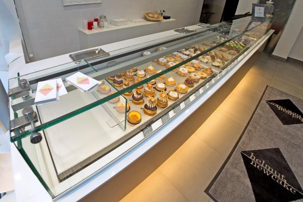 Helmut Newcake gluten-free Paris