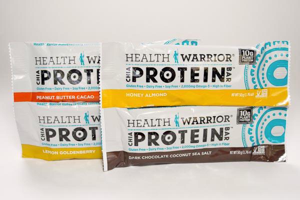 Health Warrior Expo West top gluten-free sweet snacks