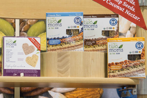 top gluten-free savory snacks at Expo West