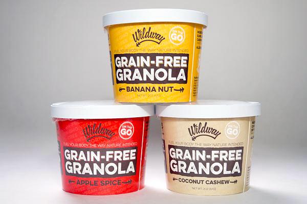 Wildway Expo West top gluten-free sweet snacks