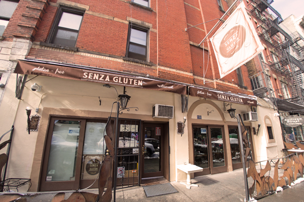 Senza Gluten New York City
