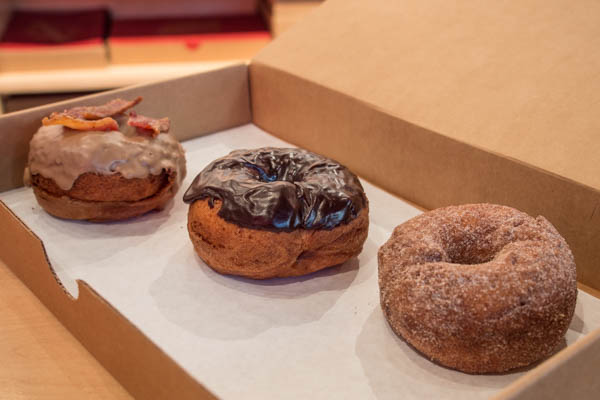 Do-Rite Donuts gluten-free Chicago