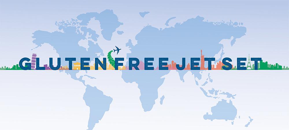 Gluten-Free Jet Set banner