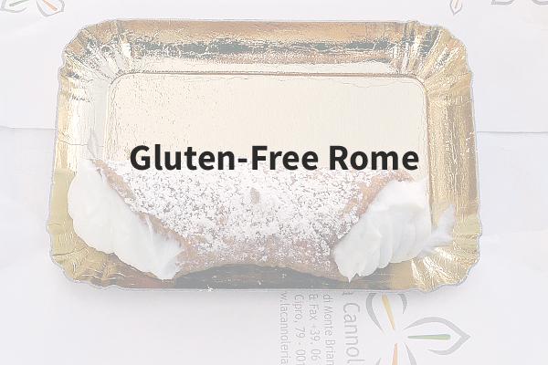 Gluten-Free Rome | gluten-free destinations