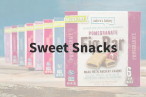 gluten-free food list for travel | gluten-free travel snacks (sweet)